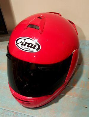 Arai motorcycle helmet for Sale in Austin, TX