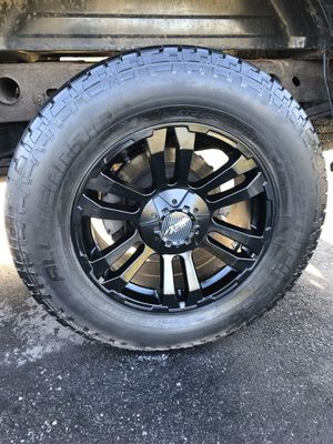 Rims and tires for Sale in Rocky Point, NC