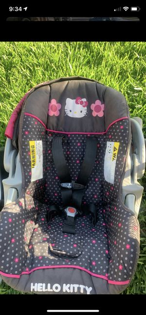 Hello kitty Car seat & stroller for Sale in Fontana, CA