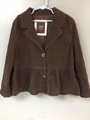 Justice corduroy jacket for Sale in Hendersonville, TN