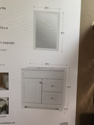 """36"""" vanity for Sale in Point of Rocks, MD"""