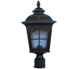 One Light Outdoor Post-Top Lantern GL186-3S for Sale in Jacksonville, FL