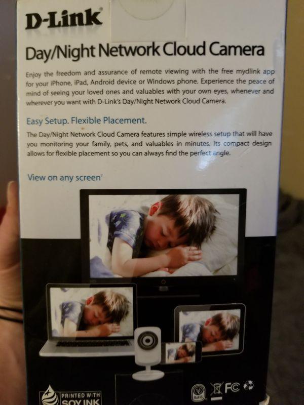 D link wireless camera