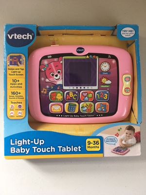 Vetch Light-up baby touch tablet for Sale in Springfield, VA