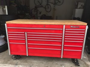 Snap on tool-box for Sale in Fort Washington, MD