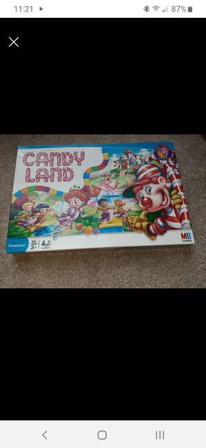 Candy Land Board Game for Sale in Herndon, VA