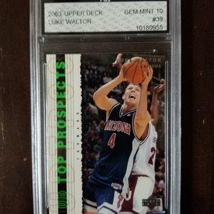 Luke Walton Graded Rookie Card. GEM-MT 10. for Sale in Lodi, CA