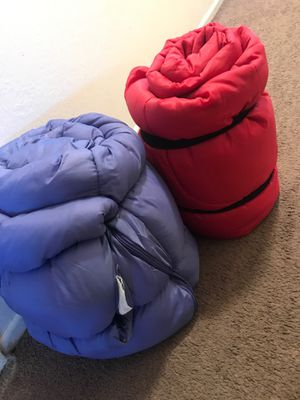 Sleeping bags for Sale in Bakersfield, CA