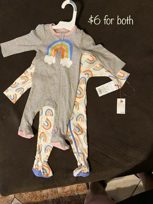 Baby girl clothes 0-6 months for Sale in Grand Prairie, TX