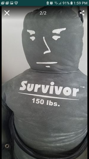 Survivor Agility Training Dummy 150 lbs. for Sale in San Diego, CA