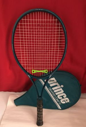Prince Graphite Prowerflex 110 Tennis Racket⬆️ for Sale in Yardley, PA