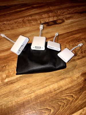 Apple Adapters for Sale in Dallas, TX