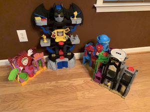 Super hero set for Sale in Charlottesville, VA
