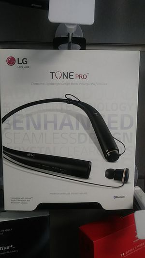LG TONE PRO HEADPHONES for Sale in Los Angeles, CA