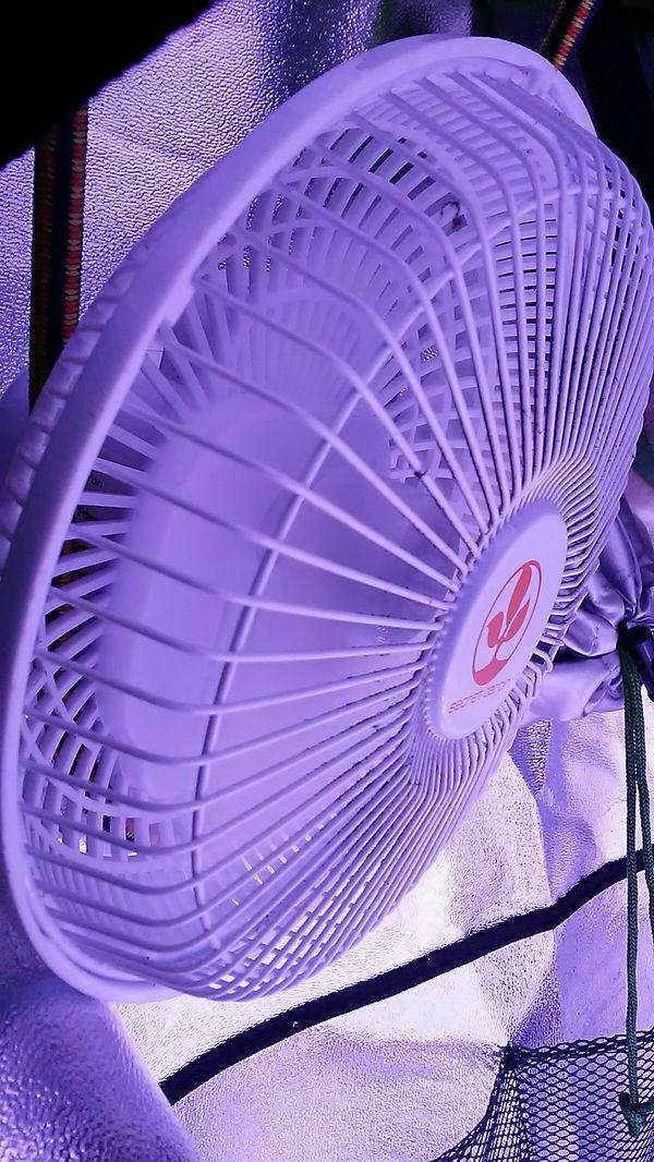 Monkey fan for grow tent 2 speed 40 or bo
