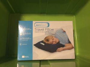 Aerobed Travel Pillow for Sale in Tacoma, WA