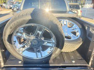 F150 harley Davidson 20' wheels for Sale in Colma, CA