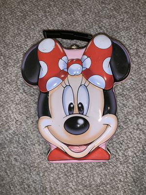 Disney metal lunchbox for Sale in Stoughton, MA