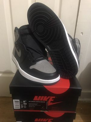 Air Jordan Retro Shadow 1 size 8.5/9/10x2 for Sale in New York, NY