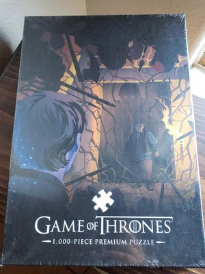 Game of Thrones 1,000 piece puzzle for Sale in Murrieta, CA