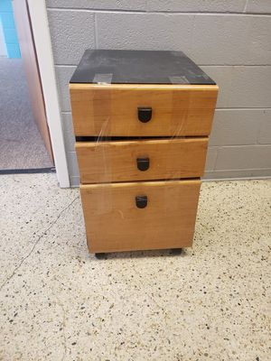 Office cabinet...with bottom drawer filing for Sale in Chesapeake, VA