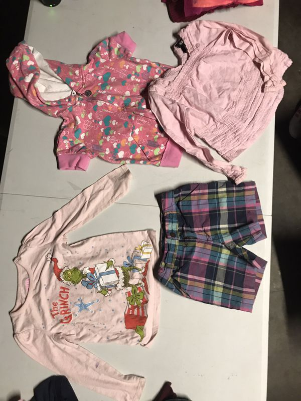 Girls clothes size 3