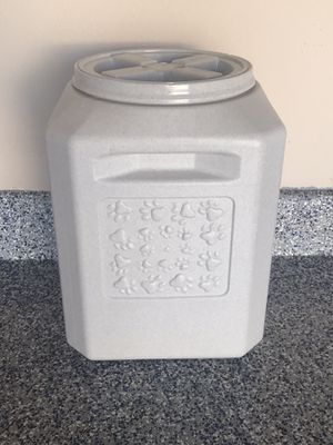 Large Dog Food Container for Sale in North Las Vegas, NV