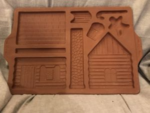 1996 Longaberger gingerbread house mold for Sale in Lilburn, GA