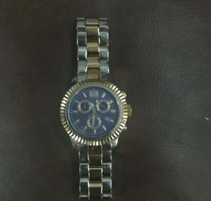 Men's Marc ecko watch with 2 bezels for Sale in Lakeland, FL