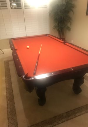 Pool Table, House Forclosure, need money for attorneys. for Sale in Lighthouse Point, FL