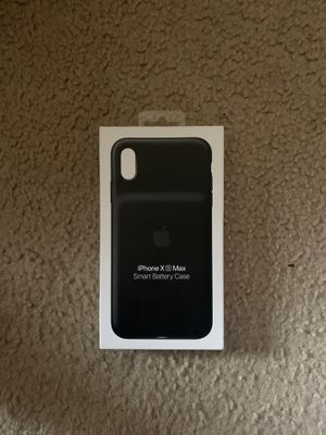 iPhone Xs MAX Smart Battery Case for Sale in Arlington, VA