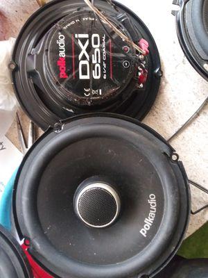 Polk audio 6.5s for Sale in Detroit, MI