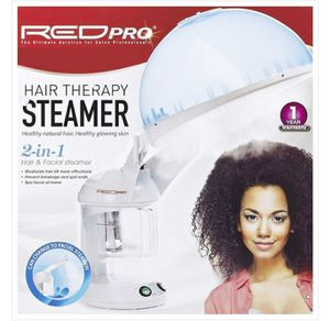 RED PRO HAIR THERAPY 2-IN-1 HAIR & FACIAL STEAMER for Sale in Virginia Beach, VA