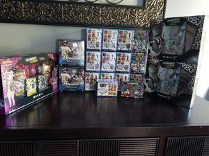 Pokemon, Bowman, Contender&Illusion football for Sale in Lithonia, GA