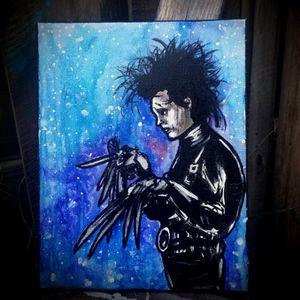 Edward scissorhands for Sale in Orlando, FL