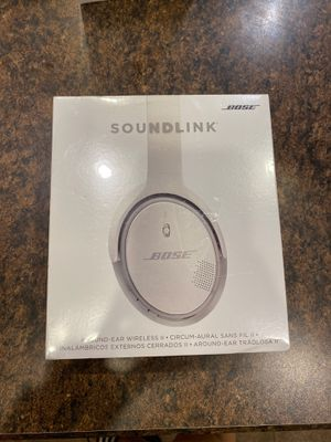 Bose Soundlink Wireless Headphones - New and Sealed for Sale in Queen Creek, AZ