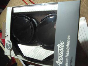 Acoustic Headphones Brand New for Sale in Shoreline, WA