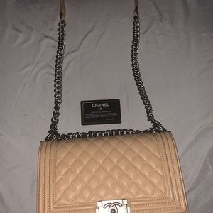 Chanel Tan Wallet Bag for Sale in New Britain, CT