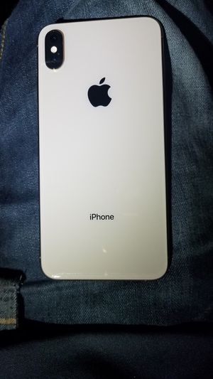 Iphone xs max for Sale in Everett, WA