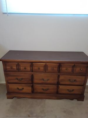 Wood Bedroom Set for Sale in Lakewood, CO