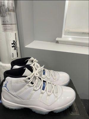Jordan 11 retro legend blue (2014). Size 10'5 for Sale in Ypsilanti, MI