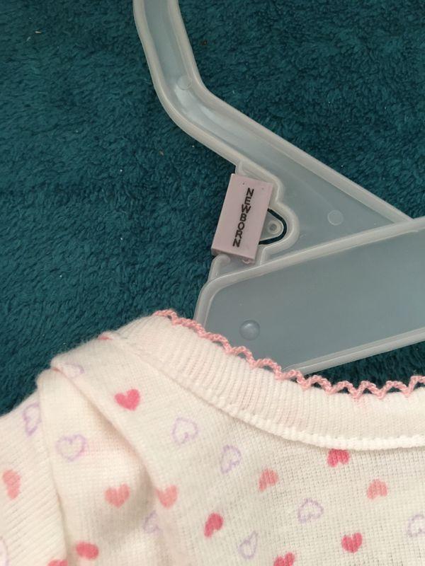 Newborn onesie free with purchase