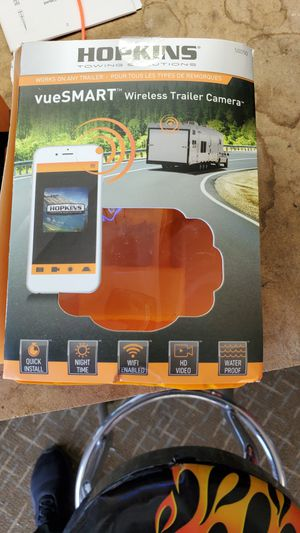 Hopkins Wireless Trailer Camera for Sale in Tacoma, WA