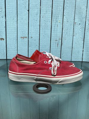 Red Vans for Sale in South Gate, CA