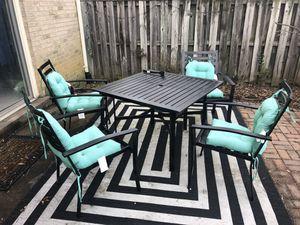 Outdoor furniture set for Sale in Arlington, VA