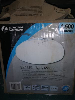 Led light fixture for Sale in Los Angeles, CA