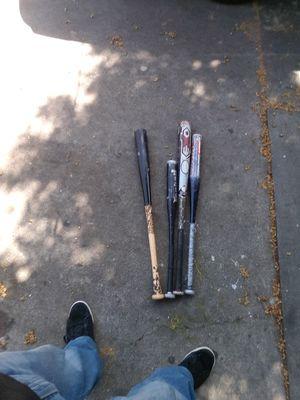 Baseball bats for Sale in Oakland, CA