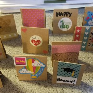 Handcrafted Variety Holiday Gift Tags for Sale in Appleton, WI