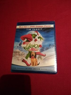 How the Grinch Stole Christmas (Blu-ray Combo) for Sale in Miami, FL
