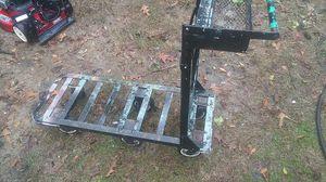 Heavy duty steel cart for Sale in Lexington, SC